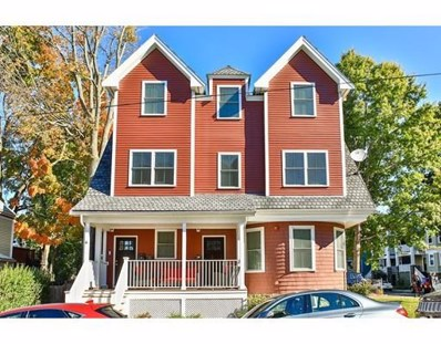 6 Peter Parley Road UNIT 2, Boston, MA 02130 - #: 72414518