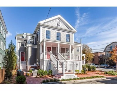 22 Linden Avenue UNIT 2, Somerville, MA 02143 - #: 72414556