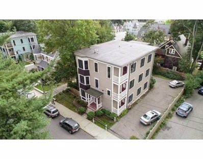 113 Sheridan Street UNIT 3, Boston, MA 02130 - #: 72414837