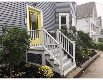 24 Arthur Street UNIT 1, Beverly, MA 01915 - #: 72415079