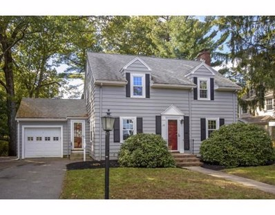 29 Parker Rd, Needham, MA 02494 - #: 72415200