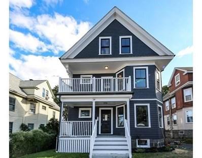 34 Colberg Avenue UNIT 1, Boston, MA 02131 - #: 72415313