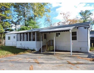 83 Clark Road UNIT 40, Shirley, MA 01464 - #: 72415992