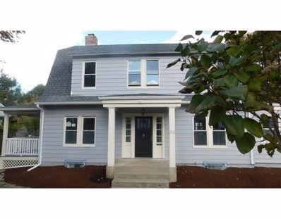 252 May Street, Worcester, MA 01602 - #: 72416136