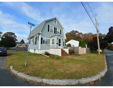 1131 Dutton St, New Bedford, MA 02745 - #: 72416419