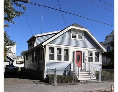 21 Beckert Ave, Revere, MA 02151 - #: 72416497