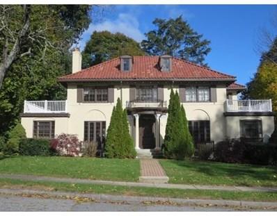 20 Rittenhouse Rd, Worcester, MA 01602 - #: 72416775