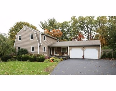 163 Cambridge Cir, Longmeadow, MA 01106 - #: 72416955