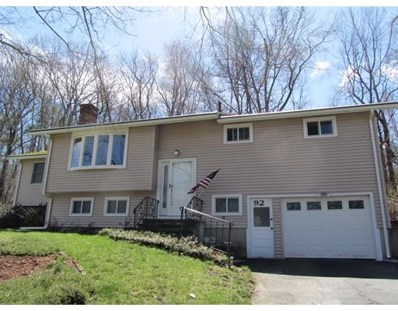 92 Fort Meadow Dr, Hudson, MA 01749 - #: 72417294