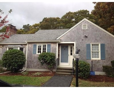 9 Debs Hill Rd UNIT 9, Yarmouth, MA 02675 - #: 72417327