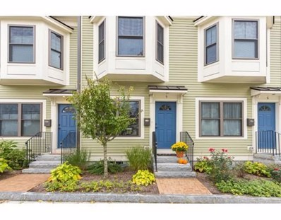 160 Green St UNIT 5, Melrose, MA 02176 - #: 72417337