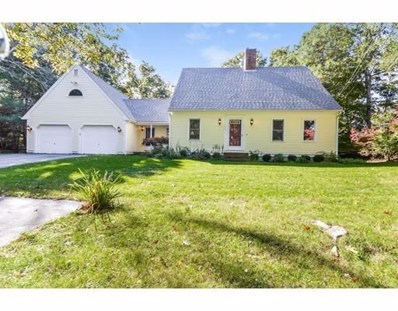 43 Sandwich Road, Plymouth, MA 02360 - #: 72417355