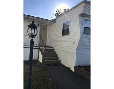 252 Newbury Street UNIT 20, Peabody, MA 01906 - #: 72417397