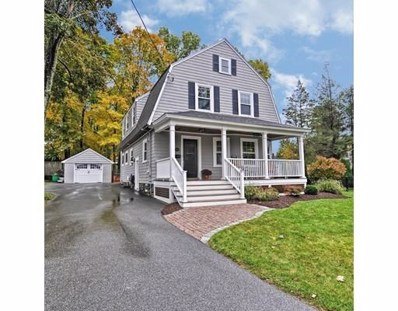 26 Woodward Avenue, Reading, MA 01867 - #: 72417484