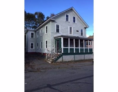 142 Franklin St, Haverhill, MA 01830 - #: 72417625