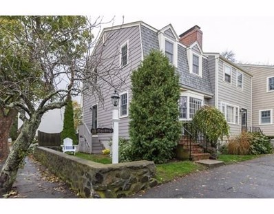 18 Central Street UNIT 1, Marblehead, MA 01945 - #: 72417665
