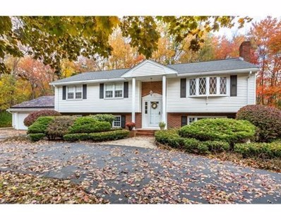 22 Standish Dr, Canton, MA 02021 - #: 72417769
