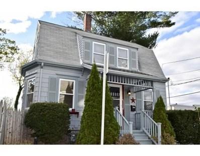 35 Jenny Lind St, New Bedford, MA 02740 - #: 72417860