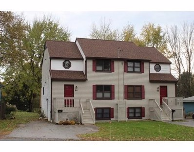 8 Frederick Road UNIT A, Greenfield, MA 01301 - #: 72418486
