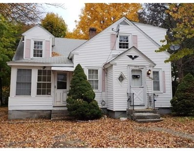 223 5TH St, Leominster, MA 01453 - #: 72418534