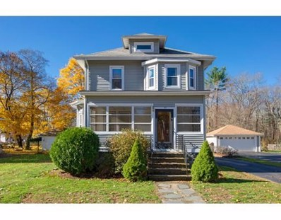 272 North Elm Street, West Bridgewater, MA 02379 - #: 72420666
