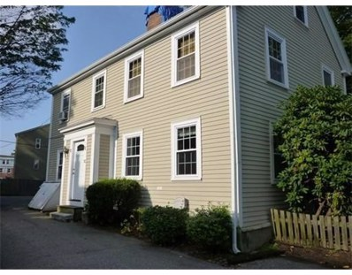 12 Fayette St UNIT 3, Beverly, MA 01915 - #: 72420690