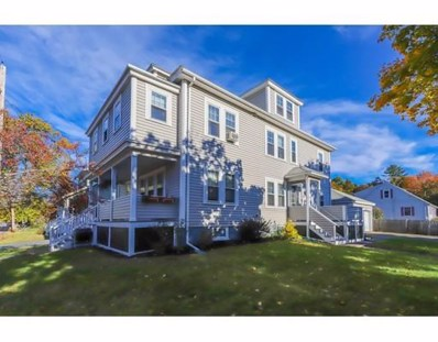 21 Brookside Ave UNIT 3, Danvers, MA 01923 - #: 72420837