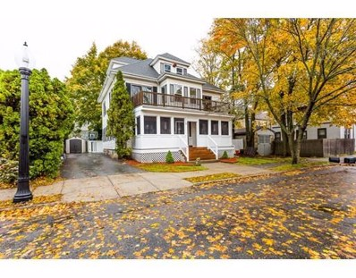 7 Plymouth Street, New Bedford, MA 02740 - #: 72420880