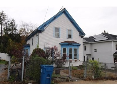459 Lowell St, Lawrence, MA 01841 - #: 72420947