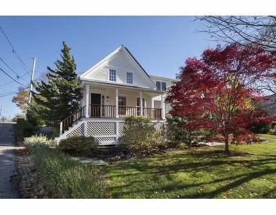 37 Stockbridge St, Cohasset, MA 02025 - #: 72421411