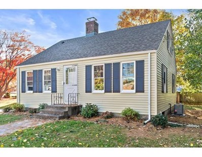 29 Faxon Lane, Quincy, MA 02169 - #: 72421799