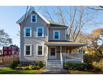 32 Pierce St, Boston, MA 02136 - #: 72421864
