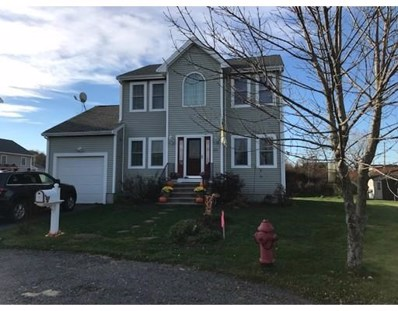 35 Wyndham Ct, Fall River, MA 02721 - #: 72421940