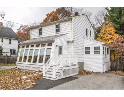 8 Woodbine St, Reading, MA 01867 - #: 72422340