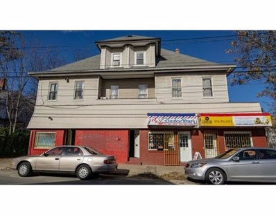 395-407 Lowell St, Lawrence, MA 01841 - #: 72422510
