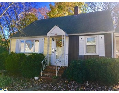 40 Royal St, Randolph, MA 02368 - #: 72422714