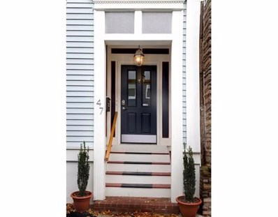 47 Haynes St UNIT 1, Boston, MA 02128 - #: 72423013