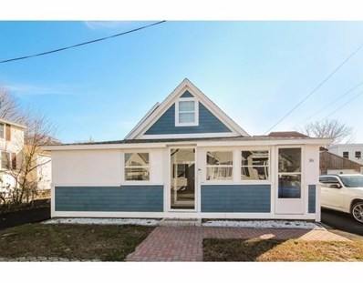 16 Pleasant Avenue, Wareham, MA 02571 - #: 72423456