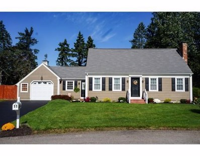 11 Adams Ct, Seekonk, MA 02771 - #: 72423469