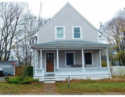 40 Crescent St, Whitman, MA 02382 - #: 72423571