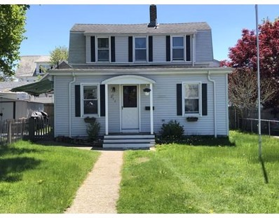 256 Clifford St, New Bedford, MA 02745 - #: 72423594