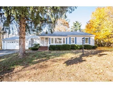 5 Campbell Circle, Tewksbury, MA 01876 - #: 72423750