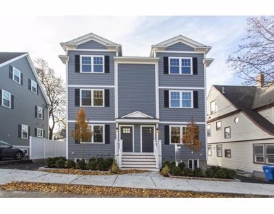 15 Orange Street UNIT 1, Waltham, MA 02453 - #: 72423969