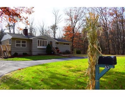 63 Keyes Hill Road, Pelham, MA 03076 - #: 72424000