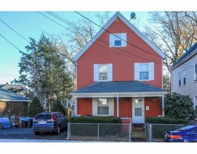 87 Botolph St, Quincy, MA 02171 - #: 72424112