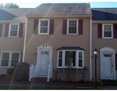 134 N Washington St UNIT 4, Norton, MA 02766 - #: 72424129
