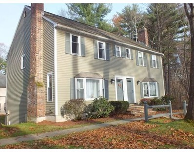 353 Wellman Ave UNIT 353, Chelmsford, MA 01863 - #: 72424150