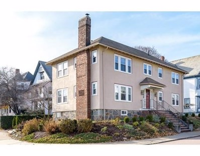 4 Fletcher St UNIT 2, Boston, MA 02131 - #: 72424462