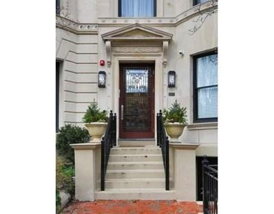 329 Commonwealth Ave UNIT 1, Boston, MA 02115 - #: 72424484