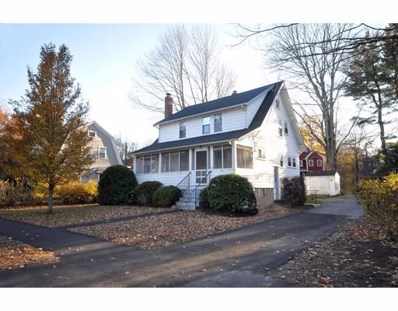 38 Reed Street, Lexington, MA 02421 - #: 72424577